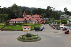 Old post office of Nuwara Eliya in Sri Lanka. The old post office of Nuwara Eliya in Sri Lanka Stock Image