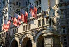 Old Post Office Pavilion Royalty Free Stock Images