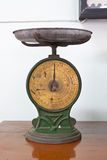Old Postage Scales Royalty Free Stock Photo