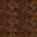 Old Postage Stamp Background Royalty Free Stock Photos