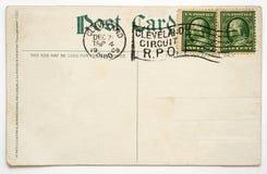 Old postcard Stock Photos