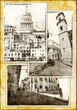 Old postcards of Havana Royalty Free Stock Image
