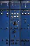 Old Power Generator Control Panel Stock Photography