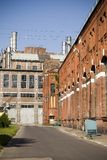 Old power station Royalty Free Stock Photos
