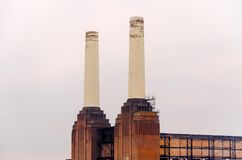 Old Power Station. Battersea Power Station, London, UK stock photos