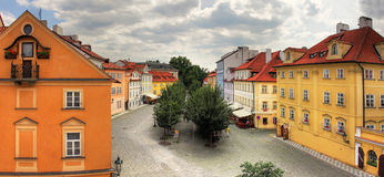 Old Prague. Royalty Free Stock Photos