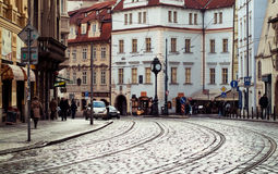Old Prague Stock Image