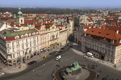 Old Prague, Czech Republic Royalty Free Stock Images