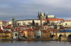 Old Prague, Czech Republic Stock Photos