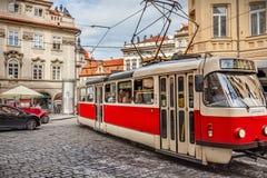 Old Prague street Stock Image