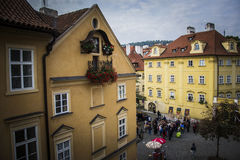 Old Prague Royalty Free Stock Images