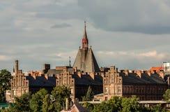 Old Praha Royalty Free Stock Image