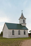 Old Prairie Church Royalty Free Stock Images