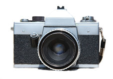 Old praktica camera Stock Images
