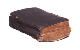 Old prayer book Royalty Free Stock Photo