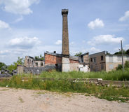 Old preserved Factory in Elora, Ontario Stock Images