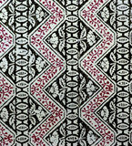 Old printed pattern. Ink Royalty Free Stock Photos