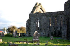 The Old Priory Stock Image