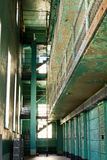 Old prison jail cells Royalty Free Stock Image