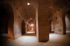 Old prison Meknes Stock Images