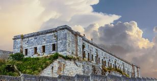 Old Prison On Bermuda Hill Royalty Free Stock Photography