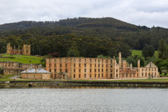 Old prison at Port Arthur, Tasmania, Australia Stock Photography