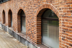 old prison wall Стоковое Изображение