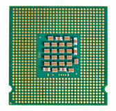Old processor Stock Image