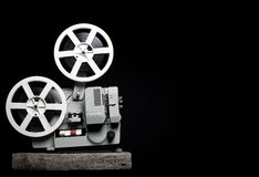 Old projector Stock Photography