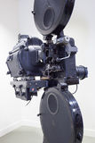 An old projector Royalty Free Stock Photo