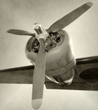 Old propeller Royalty Free Stock Image