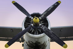 Free Old Propeller Airplane Stock Photos - 74672543
