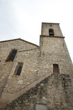 Old provence's church Stock Images
