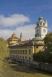 Old public bath in Munich Royalty Free Stock Photos