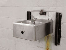 Free Old Public Drinking Fountain Royalty Free Stock Photos - 25465608