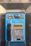 Old public phone Royalty Free Stock Photo