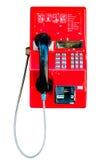 Old public telephone Royalty Free Stock Image