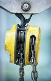 Old pulley Royalty Free Stock Photo