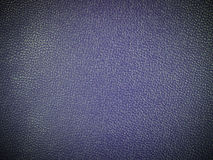 Old purple leather texture Stock Photography