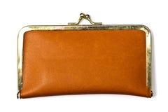 Old purse Stock Photos