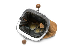 Free Old Purse Royalty Free Stock Photos - 19083058