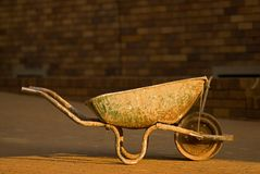 Old pushcart Stock Images