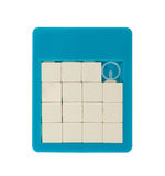 Old puzzle slide game Royalty Free Stock Images