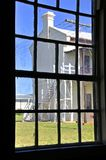 The Old Quarantine Station, Point Nepean National Park, Victoria, Australia. The Point Nepean Quarantine Station is a 19th century facility constructed to Stock Images