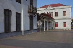 Old Quarter of Antofagasta, Chile Stock Images