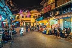 Old Quarter of Hanoi Royalty Free Stock Photography
