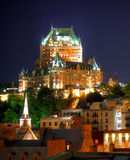 Old Quebec Royalty Free Stock Photos
