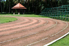 Old racetrack Stock Images