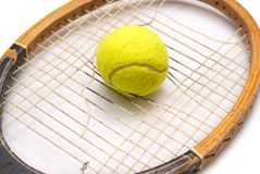 Old racket Stock Photography