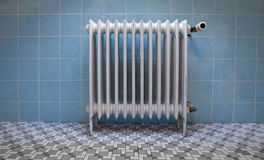 Old Radiator Royalty Free Stock Images
